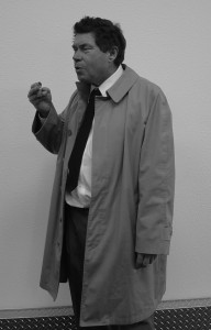 "Termite Terry as ""Columbo"""