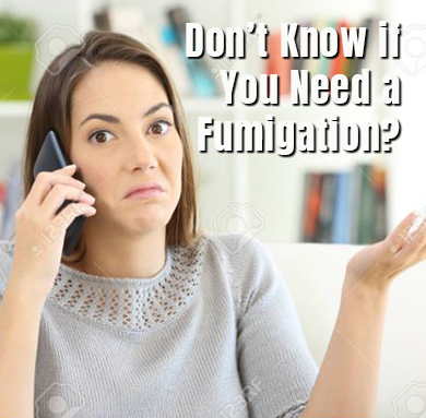 Don't-know-fumigation