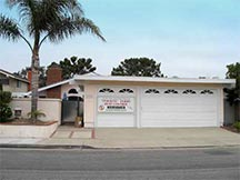 Wood Repair, Huntington Beach
