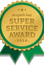 Termite Terry Pest Control Earns Esteemed 2014 Angie's List Super Service Award