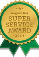 Termite Terry Wins The Super Service Award Five Years In A Row!